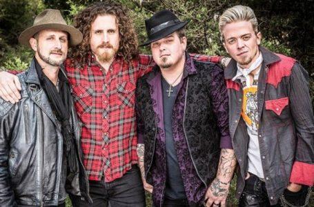 Black Stone Cherry confirma show em Curitiba